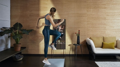 Mirror Personal Trainer